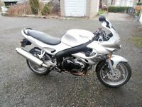 triumph sprint 955i, moted 1 year good runner
