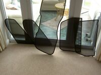 Ford focus estate uv car shades/fly screens - genuine parts