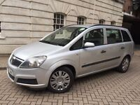 VAUXHALL ZAFIRA 2.2 DIRECT = 7 SEATER = AUTOMATIC = PCO READY = £1290 ONLY =