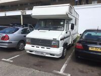 Talbot Express 1500P Diesel Manual 4 berth