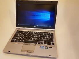 """HP EliteBook, Intel(R) Core(TM) i5 - 2328M CPU @ 2.20GHz 4.00GB 64-bit 14"""""""