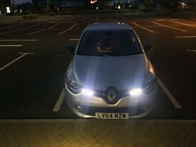 64 Plate Renault Clio Dynamique MediaNav 1.2 5DR - VERY LOW MILES - Years MOT - Start/Stop Button