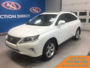 2013 Lexus RX 350 AWD! SUNROOF! FINANCE NOW!