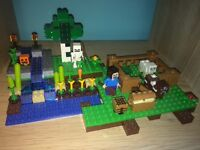 LEGO 21114 Minecraft The Farm set WITH INSTRUCTIONS in great condition.