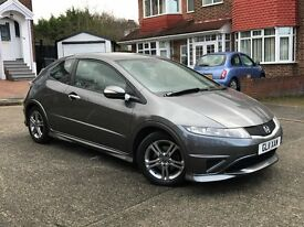 HONDA CIVIC 1.4 S TYPE. EXCELLENT CONDITION. CHEAP TAX & INSURANCE