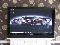 PIONEER PDP-507XA High End 50'' plasma TV with Sound Bar and Remote control. Excellent condition