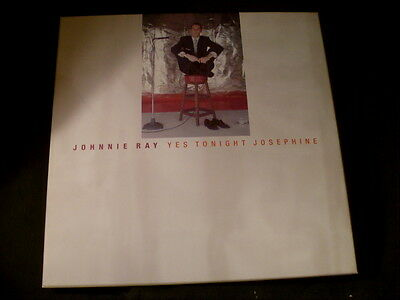 5 CD-BOX SET- JOHNNIE RAY- Yes tonight Josephine(1957-60) +72p.-Book