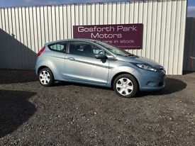 Ford Fiesta 1.4 TDCI Style Plus (59) *Full Mot *£20 Tax *Part Exchange Welcome