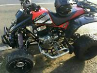 Road legal quad smc ram quadzilla 250cc 5 speed mot 8 months