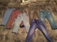 NEXT Boys Jeans and Chinos Bundle 1.5-2 years