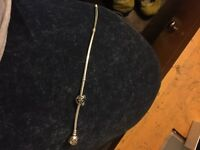 Pandora bracelet heart clasp