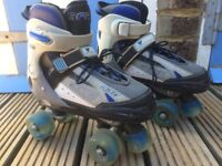 Typhoon Adjustable Roller Boots size 4-7