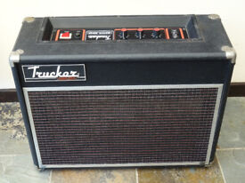 Custom Sound Trucker - Vintage Guitar Combo 1978