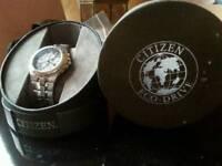 Citizen EcoDrive watch
