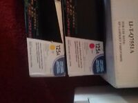 9 boxes of ink cartridges all brand new