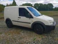 2006 Ford Transit Connect may swap 125cc bike