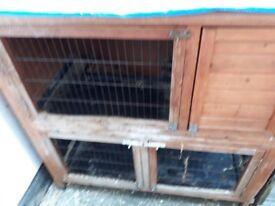 XL Animal Hutch For Sale