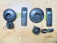 B T 3710 Cordless Phone and One Handset