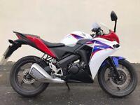 2012 HONDA CBR125R VERY VERY CLEAN BIKE LONG MOT -FINANCE AVAILABLE ETC £1999