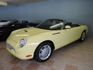 2002 Ford Thunderbird DÉCAPOTABLE TOIT RIGIDE
