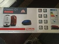 Miele Classic C1 Brand New