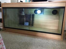 Wooden Vivarium (3ft)