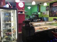 Well Established Dessert/Milkshake Business for sale