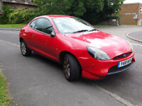 Ford PUMA - MOT run out, spares and repairs