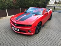 2013 (63 plate) Chevrolet Camaro with private plate