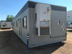 Trailer 12x60 skid office **clearance deal**  153926