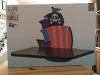 Pirate shelf
