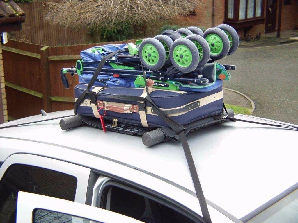 X Rack 650 Universal Soft Roof Rack In A Bag In Swansea
