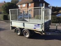 Ifor Williams trailer 8x5 2014 very little use great condition