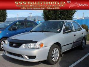 2001 Toyota Corolla CE Fixer-Upper (#355)