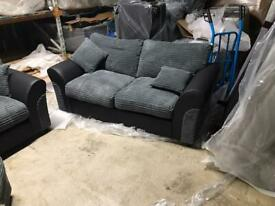 2 sofa beds 1 2 seater sofa and footstool