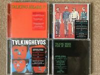 Talking Heads CD + DVD-A Collection. (4 Albums, 8 Discs)