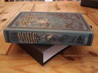 Folio Society Book - Captain Cooks Voyage 1768 - 1779
