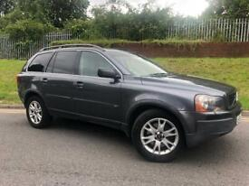 image for VOLVO XC90 2005 4X4 AUTOMATIC 2.7 DIESEL GREY *LOW MILES*