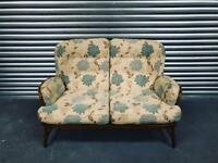 Ercol Jubilee two seat sofa. Amazing condition