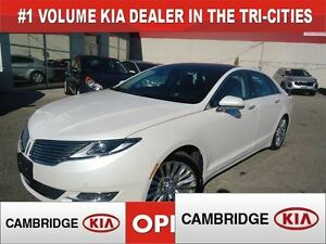 2013 Lincoln MKZ NAV / LEATHER / PANO ROOF