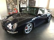 Porsche 993 911 Turbo Coupe WLS 1 deutsch ex Porsche AG