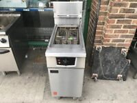 FILTRATION GAS FALCON FRYER CATERING COMMERCIAL KITCHEN EQUIPMENT FAST FOOD RESTAURANT CHICKEN CAFE