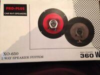 360w car speakers