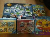 Games & Jigsaws