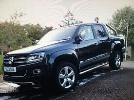 2015 VW AMAROK ULTIMATE - (facelift) FULL LOADED