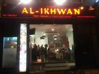 Restaurant / Take Away for Sale - E1