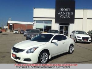 2013 Nissan ALTIMA COUPE SL   LEATHER   CAMERA   BOSE STEREO