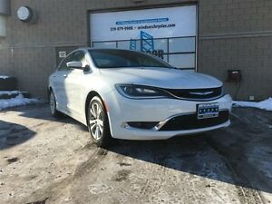 2016 Chrysler 200 Limited - FORMER DAILY RENTAL