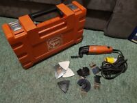 FEIN Multi Tool Kit +Blades