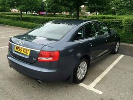 2006 Audi A6 Petrol excellent condition PX swap part exchange welcome